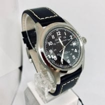 Hamilton Steel 38mm Automatic H70455733 new United States of America, New York, NY