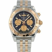 Breitling Chronomat 41 Gold/Steel 41mm Black United States of America, Florida, Sarasota