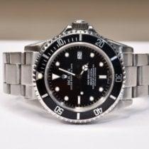 Rolex Sea-Dweller 4000 usados 40mm Negro Fecha Acero
