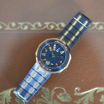 Corum Admiral's Cup (submodel) nuevo 1990 Cuarzo Reloj con estuche y documentos originales 3961031 V052