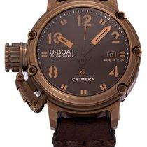 U-Boat Chimera occasion 43mm Cuir