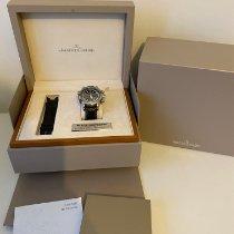 Jaeger-LeCoultre Master Compressor Extreme World Chronograph подержанные 46mm Черный Хронограф Дата GMT/две час.зоны Кожа