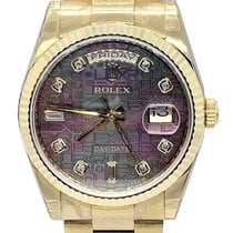 Rolex Day-Date 36 Yellow gold 36mm Mother of pearl UAE, Sharjah