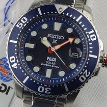 Seiko Prospex Сталь 43.5mm Синий Без цифр
