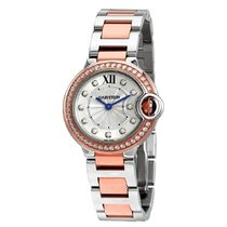 Cartier Steel 28mm Quartz W3BB0009 new United States of America, New York, New York