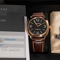 Panerai PAM 00231 Rose gold Radiomir 45mm pre-owned United States of America, Florida, Fort Lauderdale