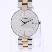 Rado Coupole Gold/Steel 36mm Silver