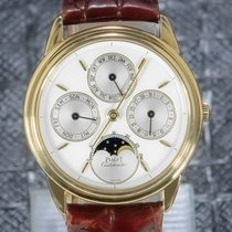 Piaget pre-owned Automatic 33.5mm White Sapphire crystal