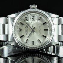 Rolex Datejust Acier 36mm Argent Sans chiffres France, TOULOUSE