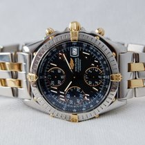 Breitling pre-owned Automatic 40mm Black