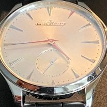 Jaeger-LeCoultre Master Grande Ultra Thin Steel 40mm Silver No numerals