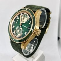 Montblanc 1858 Bronze 42mm Green Arabic numerals United States of America, New York, NY