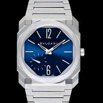 Bulgari Octo Steel 40mm Blue United States of America, California, Burlingame