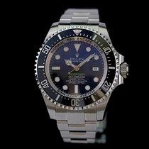 Rolex Sea-Dweller Deepsea Stahl 44mm Blau Keine Ziffern Deutschland, Rosenheim