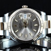 Rolex Datejust II Or rose 41mm Rose Sans chiffres France, TOULOUSE