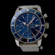 Breitling Superocean Heritage Chronograph Stahl Blau Deutschland, Rosenheim