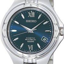 Seiko Kinetic Steel 40mm