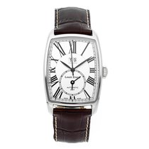Louis Erard pre-owned Automatic 34mm Silver