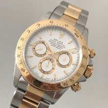 Rolex Daytona Gold/Steel 40mm White No numerals United States of America, New York, New York ,MIAMI office