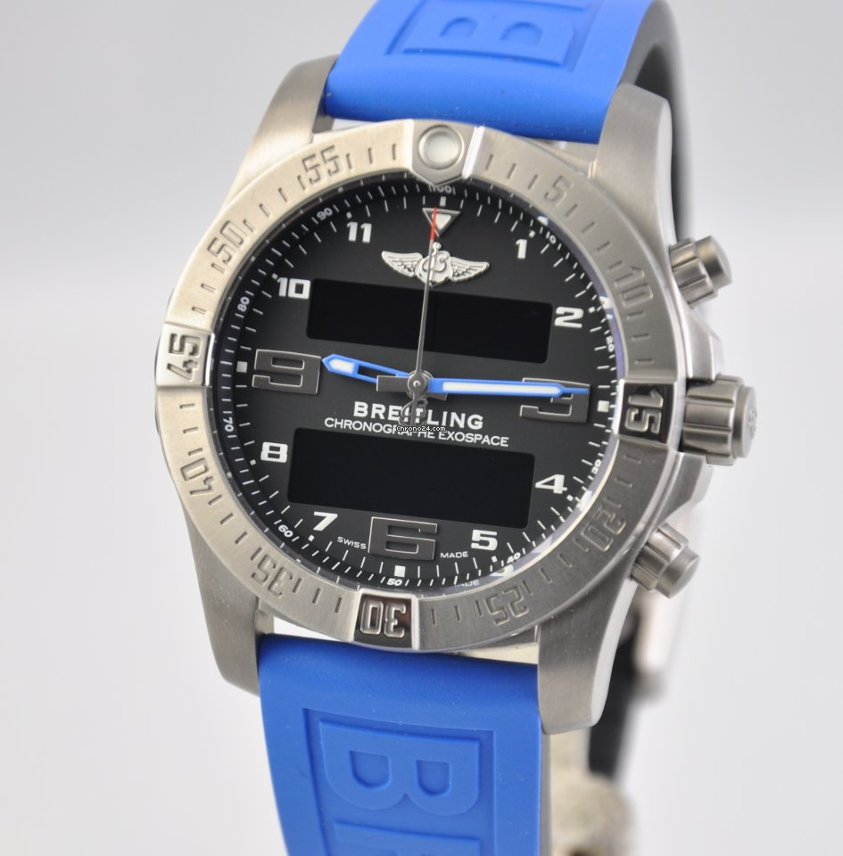 Breitling Exospace B55 Connected EB5510H2/BE79/235S 2021 новые