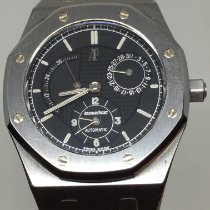 Audemars Piguet Royal Oak Dual Time occasion 36mm Noir Date Acier