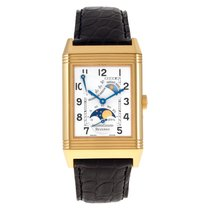 Jaeger-LeCoultre Reverso (submodel) Rose gold 26mm Silver Arabic numerals United States of America, Florida, Surfside