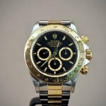 Rolex Daytona 16523 Good Gold/Steel 40mm Automatic