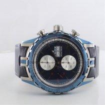 Edox Les Bémonts nuevo Automático Cronógrafo Reloj con estuche y documentos originales ED01120-3-BUIN