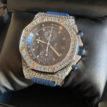 Audemars Piguet Royal Oak Offshore Chronograph Stahl Blau