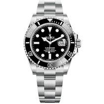 Rolex Submariner Date 126610LN Ungetragen Stahl 41mm