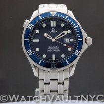 Omega 2541.80 Steel 1998 Seamaster 41mm pre-owned United States of America, New York, White Plains