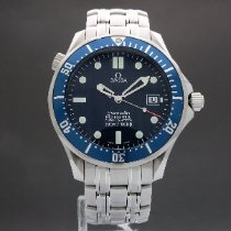 Omega 2531.80 Steel 2000 Seamaster Diver 300 M 41mm pre-owned United States of America, New York, White Plains
