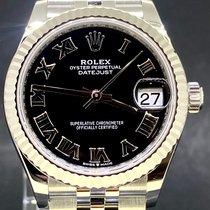 Rolex Lady-Datejust nouveau 2020 Remontage automatique Montre avec coffret d'origine et papiers d'origine 278274