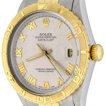 Rolex Datejust Turn-O-Graph Steel 36mm Champagne Roman numerals United States of America, Texas, Dallas