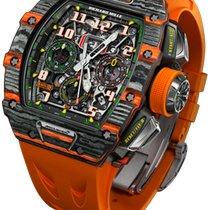 Richard Mille Carbon 49.9mm Automatik RM 11-03 McLaren (RM 011, RM 11, RM011) neu