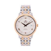 Omega De Ville Prestige nuevo 2018 Automático Reloj con estuche y documentos originales O42420402002003