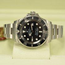 Rolex Sea-Dweller Deepsea Steel 44mm Black No numerals United Kingdom, London