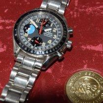 Omega Speedmaster Day Date Steel 39mm Grey Arabic numerals United Kingdom, Chertsey