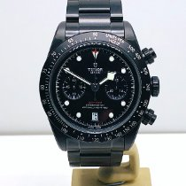 Tudor Black Bay Chrono Acier