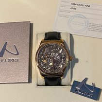 Milleret Rose gold Manual winding 5464-52-611-AAB  47/50 new