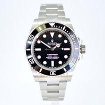 Rolex Submariner (No Date) Steel 41mm Black No numerals United Kingdom, Andover