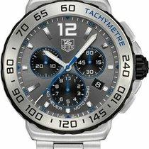 TAG Heuer Formula 1 Quartz Steel 42mm Grey Arabic numerals United States of America, Florida, Sarasota