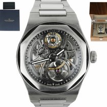Girard Perregaux Laureato pre-owned 40mm Transparent Steel
