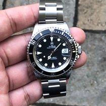 Tudor Submariner Steel 40mm Black No numerals United States of America, Georgia, Decatur