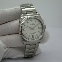 Rolex Oyster Perpetual 36 Steel 36mm Champagne Arabic numerals United States of America, Florida, Orlando