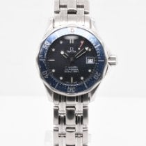 Omega 2224.80.00 Steel Seamaster Diver 300 M 28mm pre-owned United States of America, New York, New York