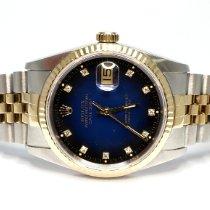Rolex Datejust 16233 Good Gold/Steel 36mm Automatic United Kingdom, Essex