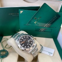 Rolex Explorer II 216570 New Steel 42mm Automatic United States of America, New Jersey, Totowa