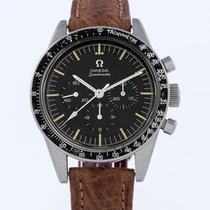 Omega Speedmaster Professional Moonwatch usados 40mm Negro Cronógrafo Acero