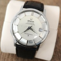 Omega Constellation Steel 35.5mm Silver